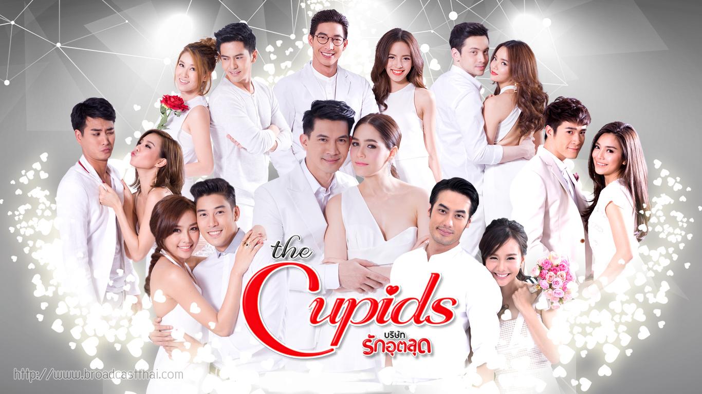 【泰剧OST】2017《The Cupids Series 丘比特八部曲》OST下载