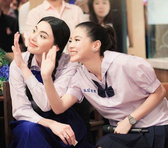 【泰娱新闻】最受泰国网民喜爱的明星好友/闺蜜