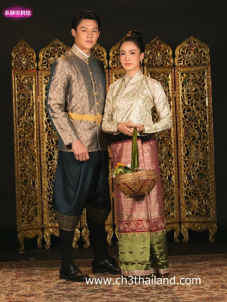 【泰娱新闻】盘点近两年服装道具很华丽的泰剧