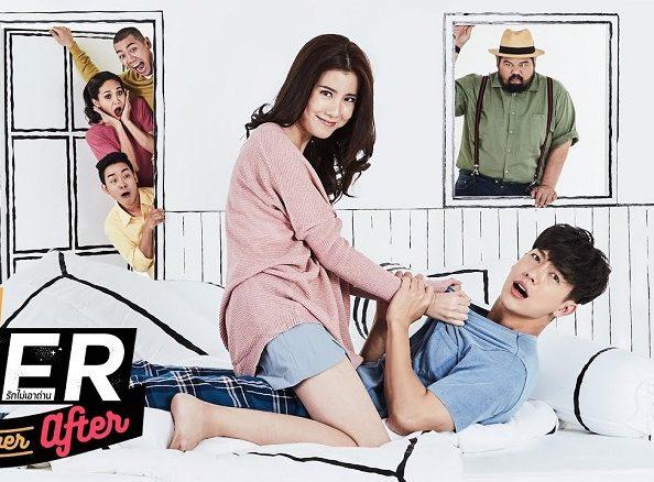 【泰剧下载】2017《当幸福一起时》Push&Esther(12集完结)百度云