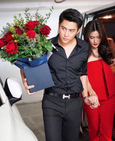 【泰娱新闻】5对总是超甜蜜的泰国明星情侣