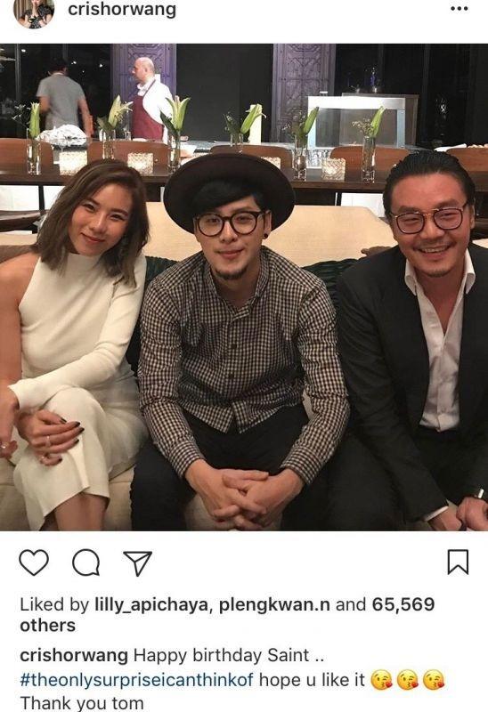 【泰娱新闻】2017年分手的8对泰国明星情侣