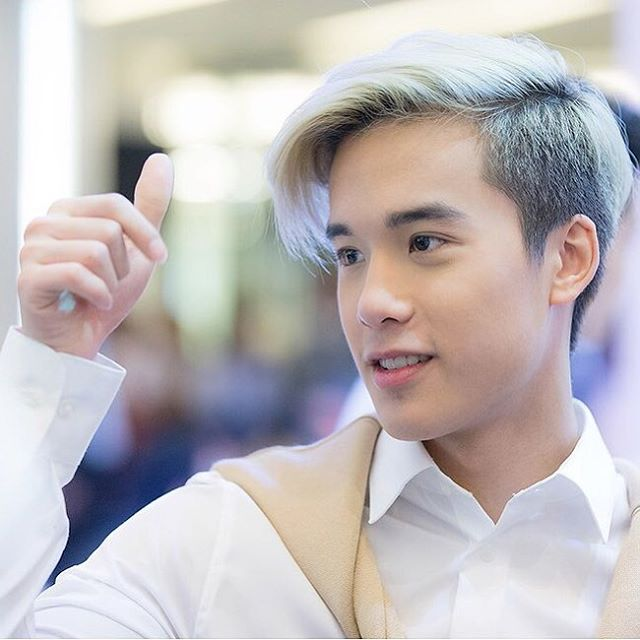 """【泰娱新闻】盘点小名叫""""James""""的泰国明星"""
