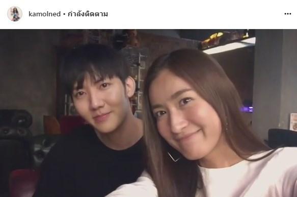 【泰娱新闻】2017年公开恋爱关系的泰国明星情侣