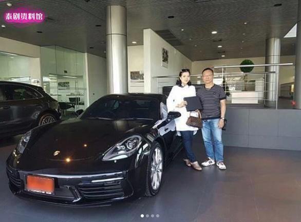 【泰娱新闻】James Jirayu买了一辆新车送给父母