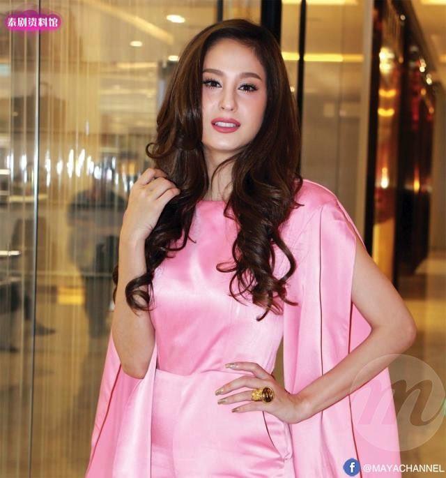 【泰娱新闻】3位童星出身 还没遇到过真爱的泰国女星