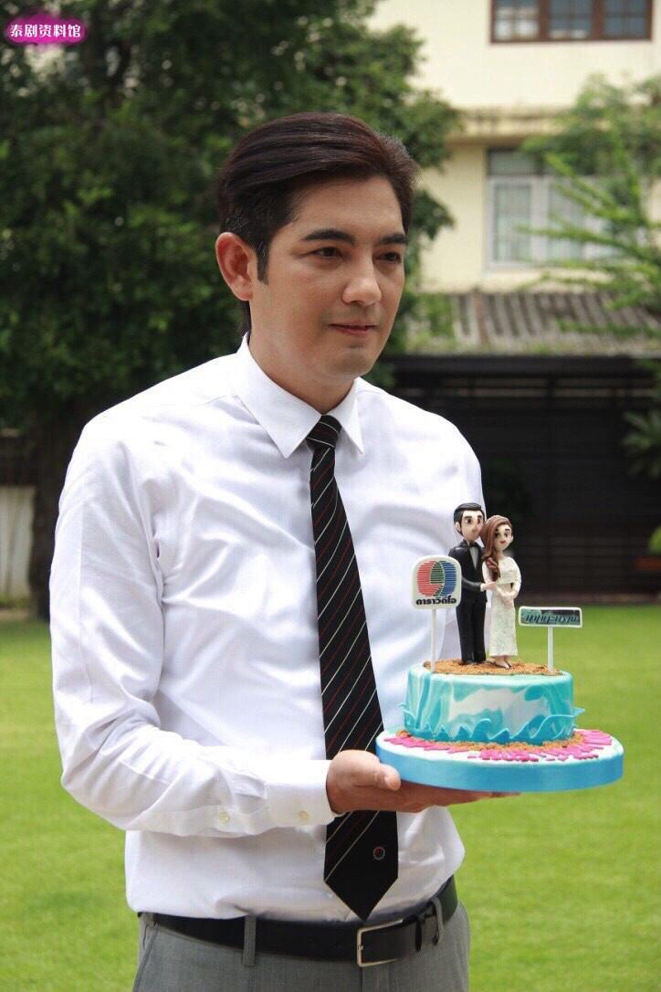 【泰娱新闻】获奖最多的泰国男星Top10