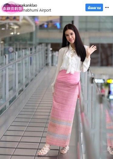 【泰娱新闻】5位身高174以上的泰国女星