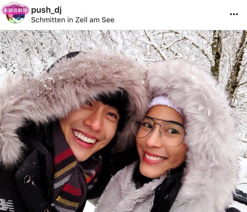 【泰娱新闻】Push Puttichai 正在为婚礼攒钱