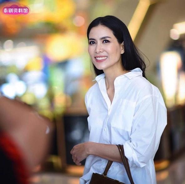 【泰娱新闻】5位家境富裕的泰国女星