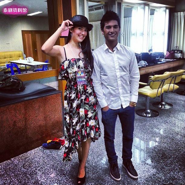 【泰娱新闻】盘点5位有漂亮姊妹的泰国明星