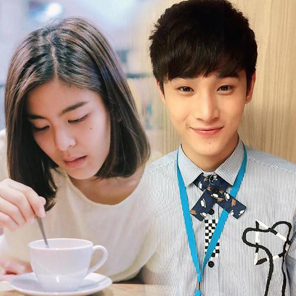 【泰娱新闻】近期公布恋情的泰国明星