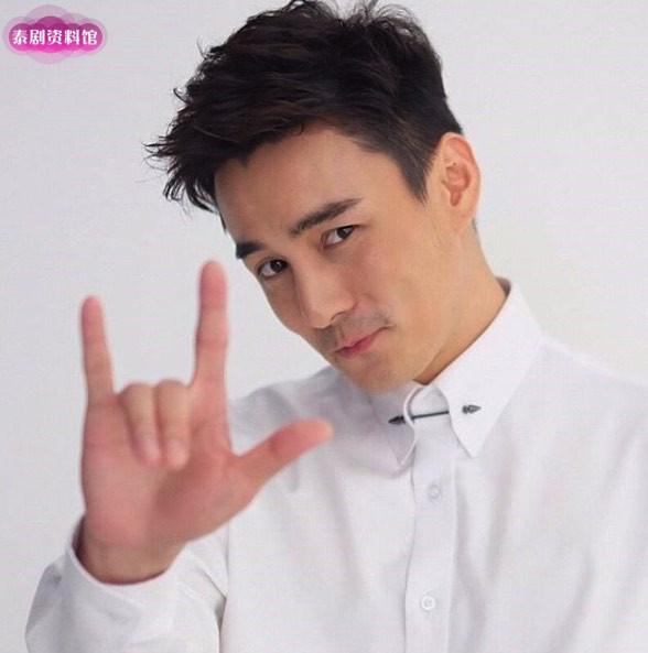 【泰娱新闻】泰国金牌经纪人A Supachai旗下的8位人气男星
