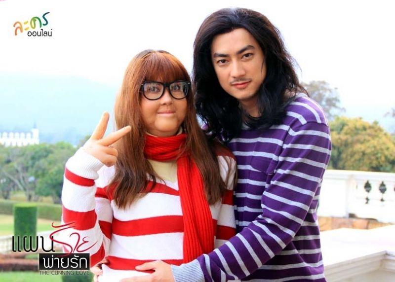 【泰娱新闻】3位在剧中扮演胖美眉的泰国女星