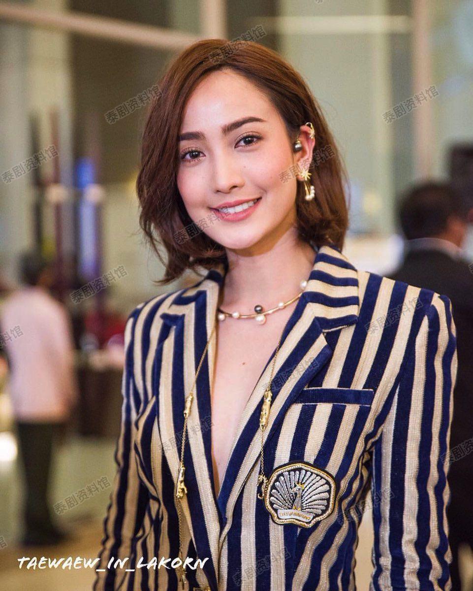 【泰娱新闻】Taew Nataporn 接受采访时谈到 Bella Ranee