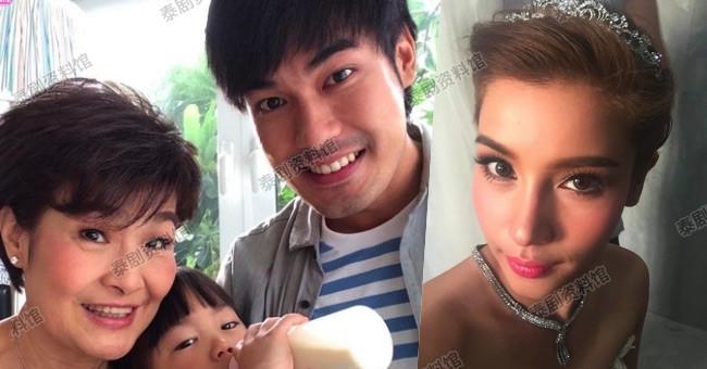 【泰娱新闻】Nong Thana 否认 Vill Wannarot 的妈妈不让他对外谈论恋情