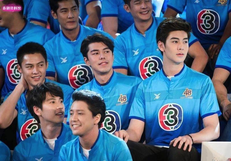【泰娱新闻】泰国网友对这3位出现在3台48周年台庆上的小鲜肉很感兴趣
