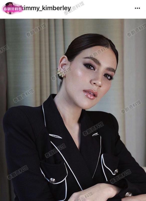【泰娱新闻】泰粉想要看 Pope Thanawat 与 Kimmy Kimberley 合作