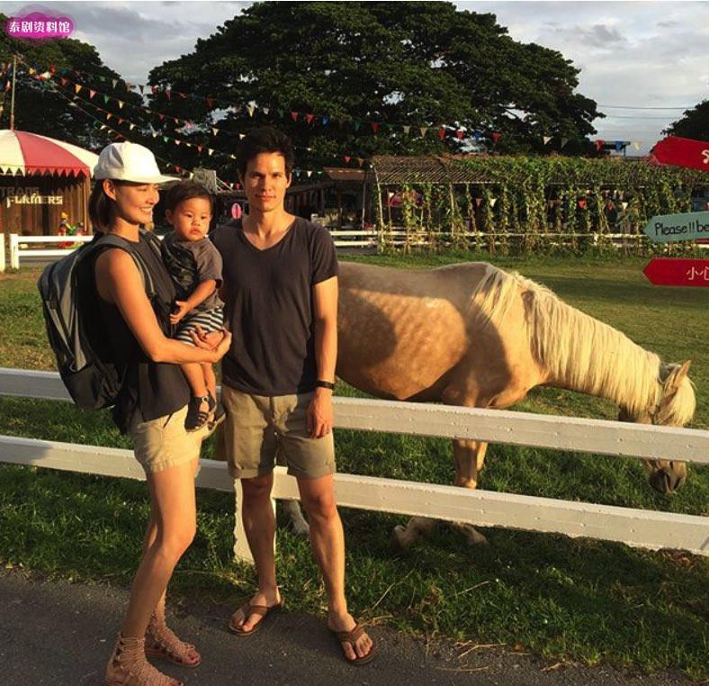 【泰娱新闻】5位男友是外国人的泰国女星