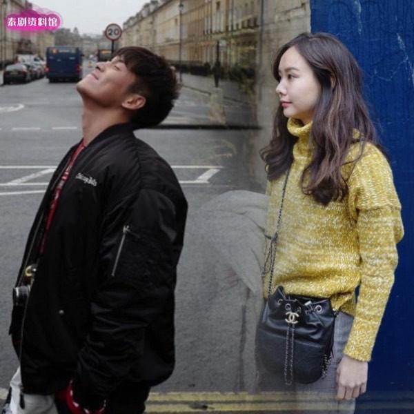 【泰娱新闻】5对泰星情侣给对方起的爱称