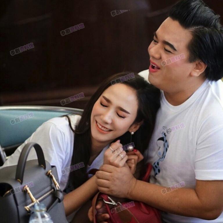 【泰娱新闻】4位与经纪人关系非常好的泰国明星