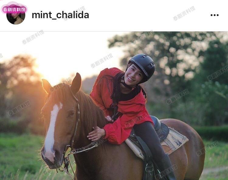 【泰娱新闻】Mint Chalida 谈论 Yaya 和筑梦帮
