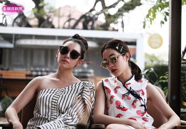 【泰娱新闻】泰国娱乐圈7对最好的朋友