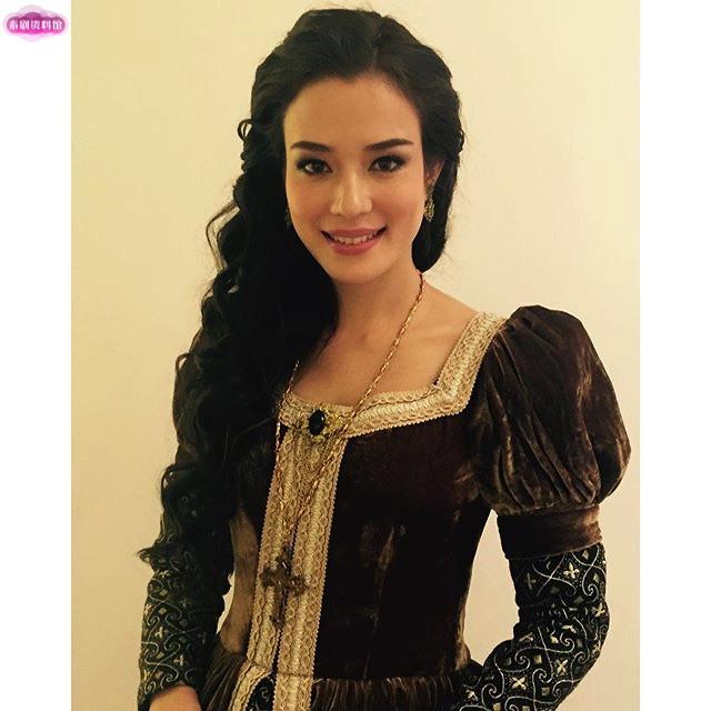 【泰娱新闻】Pope Thanawat 喜欢这一位女演员