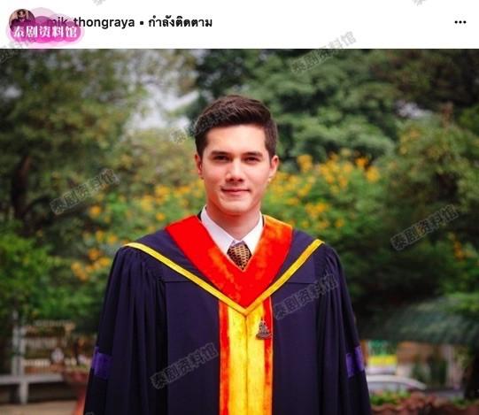 【泰娱新闻】今年将要参加征兵检查的泰国男星