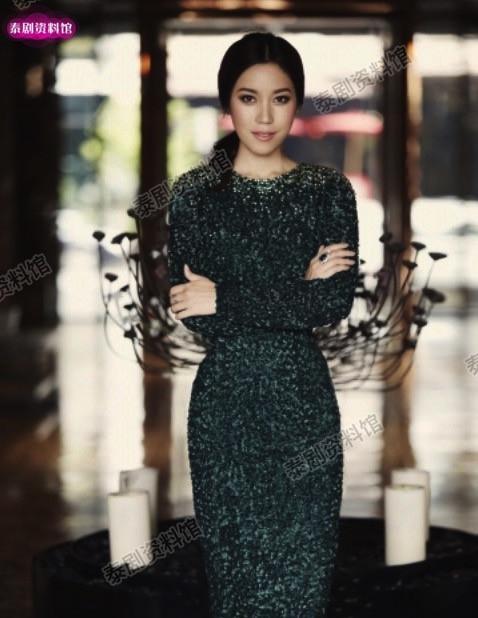 【泰娱新闻】4位老婆/女友很有钱的泰国男星