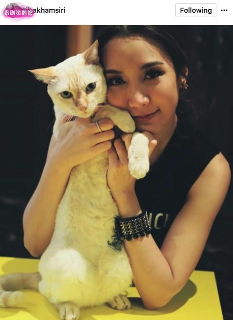 【泰娱新闻】昵称是动物名的泰国明星
