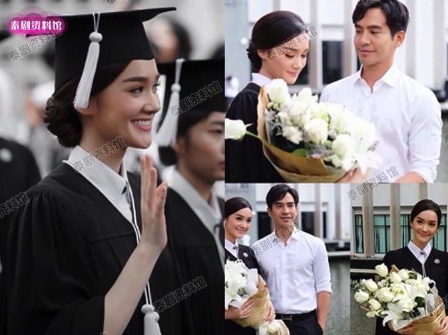 【泰娱新闻】泰国粉丝们猜测谁是 Pope Thanawat 交谈中的女孩