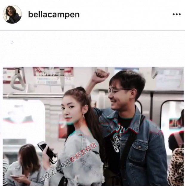 【泰娱新闻】记者采访 Bella 关于 Weir 生日视频的事