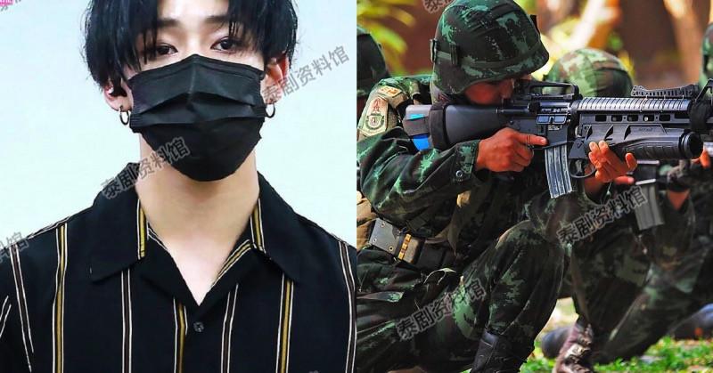 【泰娱新闻】Bambam 将于4月9日参加征兵抽签