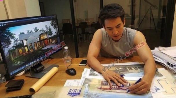 【泰娱新闻】Pope Thanawat 亲自设计他的新房子