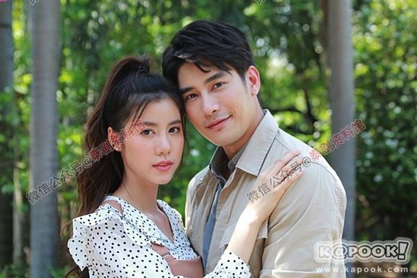 【泰娱新闻】Ken Phupoom 和 Esther Supreeleela 第一次合作银幕情侣