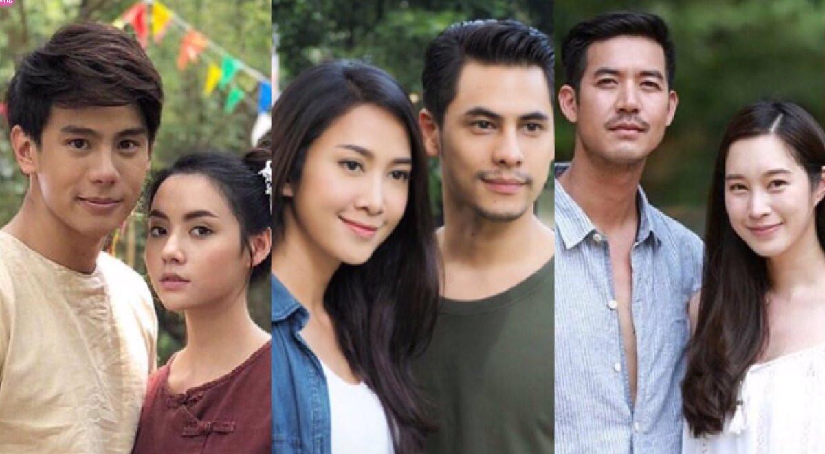 【泰娱新闻】泰国7台将要上档的泰剧