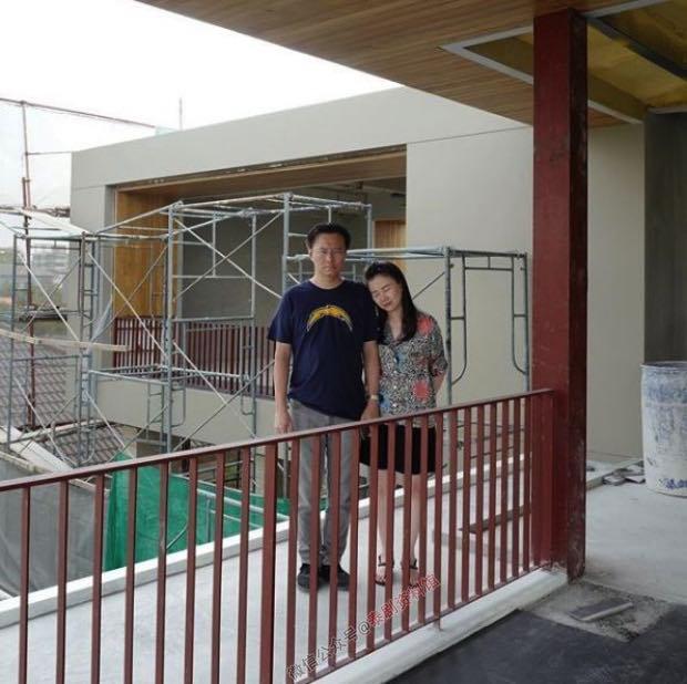 【泰国娱乐】Toey Jarinporn 公布自己家的新房子