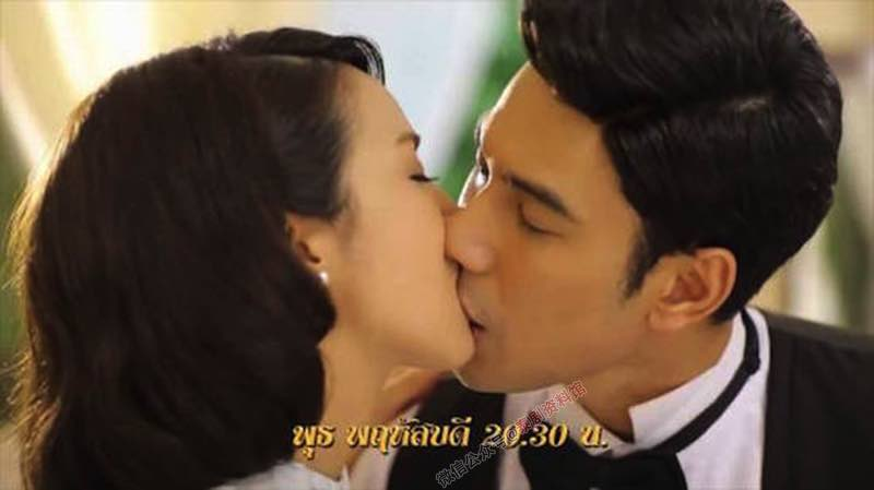 【泰国娱乐】泰剧中的真吻,盘点5位拍激烈吻戏不用错位的女演员