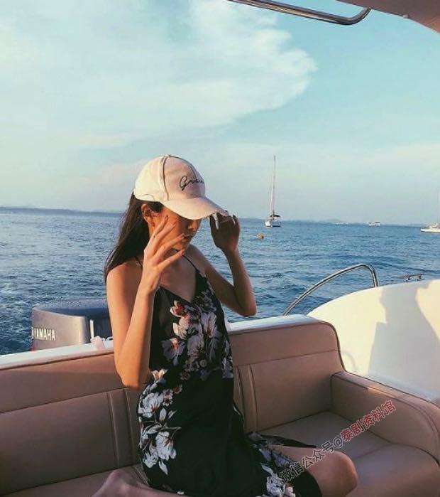 【泰国娱乐】7台男星 Porshe Saran 的女友 Grace Chalitta