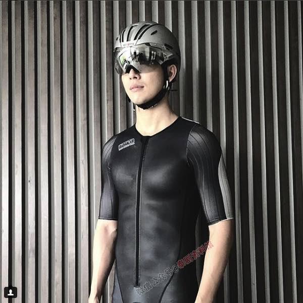 【泰娱新闻】Push Puttichai 参加铁人三项比赛,Jui 担心他皮肤被晒分节