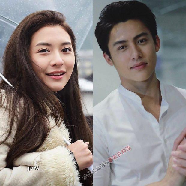 【泰国娱乐】Ann 透露 Mark Prin 和 Mew Nittha 的新剧信息