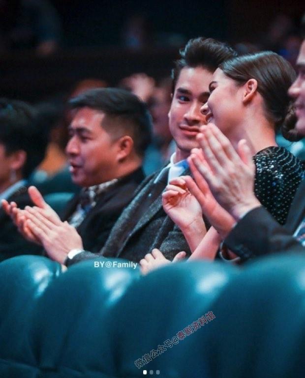 【泰国娱乐】Nadech Yaya 透露短期内没有新剧再合作,跟观众审美疲劳无关