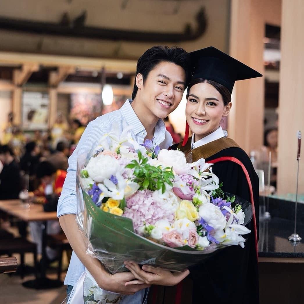 【泰国娱乐】Kim Kimberley 以3.42的平均成绩大学毕业