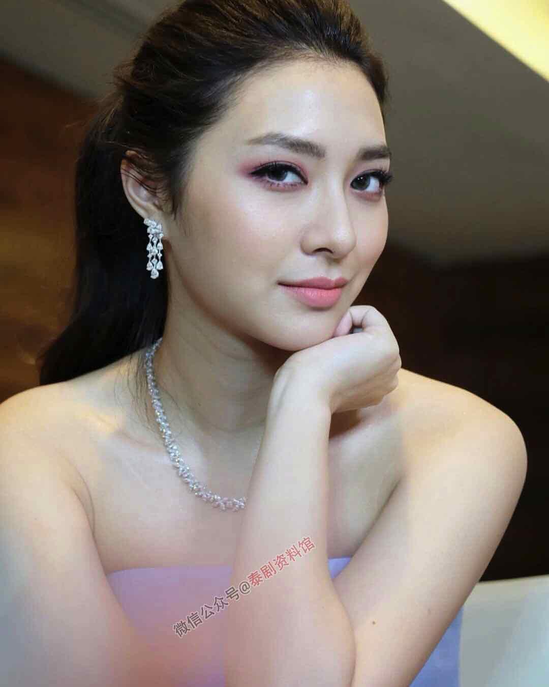 【泰国娱乐】盘点6位恋爱多年最终分手的泰国女星