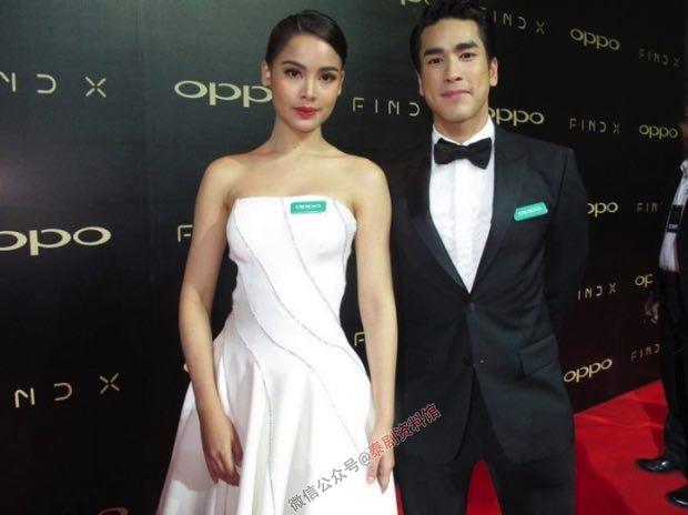 【泰国娱乐】Nadech 回应网友吐槽他参加 Kim 毕业典礼时的装束