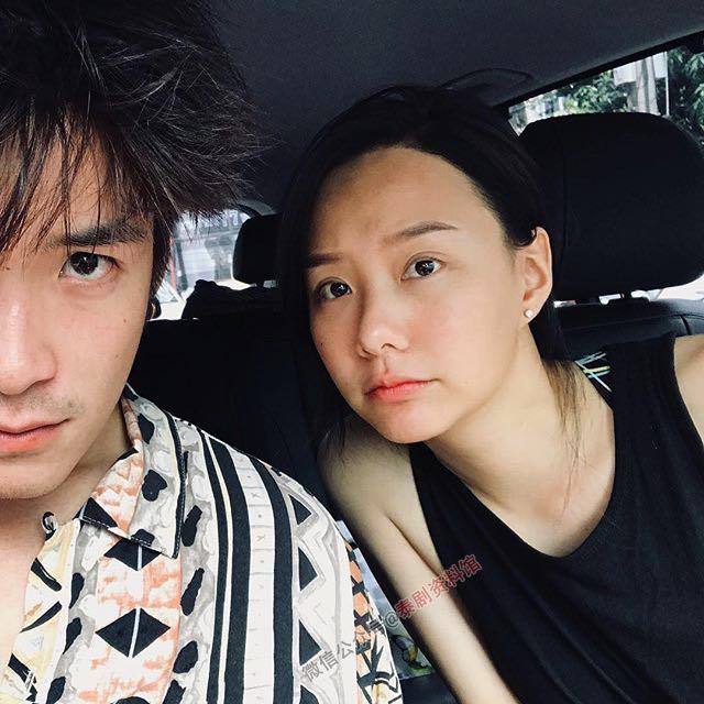 【泰国娱乐】Alek Teeradetch 紧张女友 Toey Jarinporn,不想要她穿比基尼