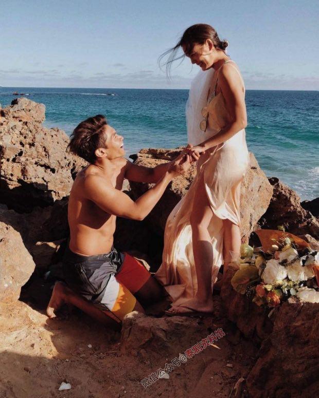 【泰国娱乐】Janie Tienphosuwan 接受求婚后首次吐露心声