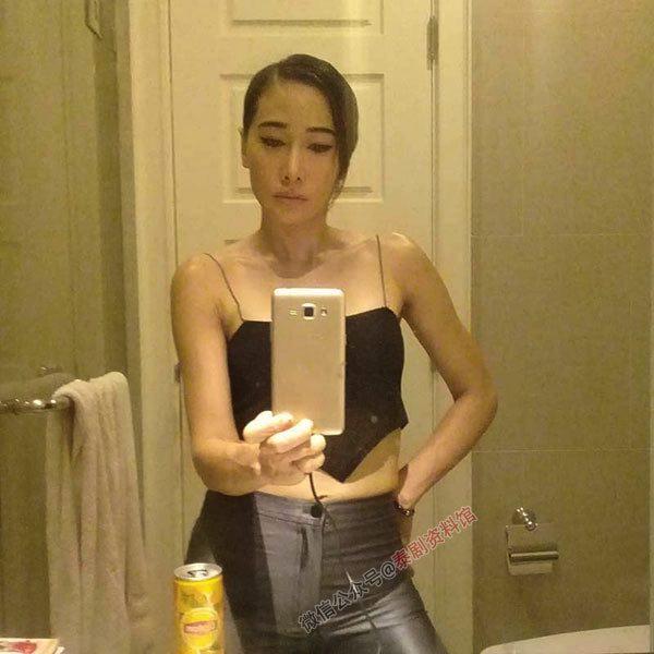 【泰国娱乐】Nicole 已成过去式,Num Sornram 新女友被发现