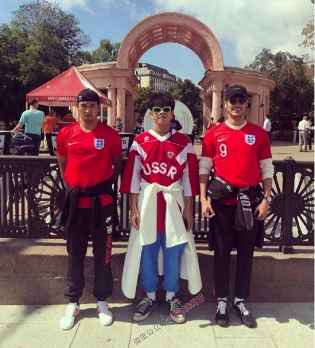 【泰国娱乐】Great,Boy,Toni,Peck 飞往俄罗斯观看世界杯比赛
